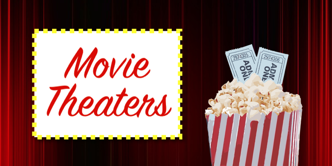 Movie Theaters Banner
