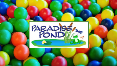 Paradise Pond in Grapevine