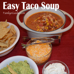 Easy Taco Soup Logo