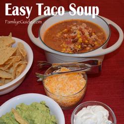 Easy Taco Soup Logo