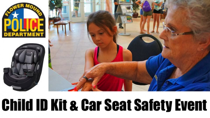 Child ID Kits and Safety Seat Inspections