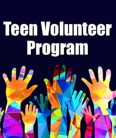 Volunteer work for teens
