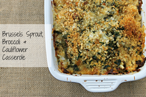 Blogger Recipes Brussel Sprout