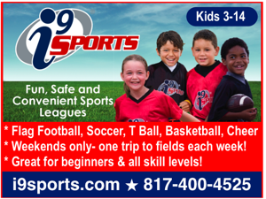 i9 Sports Programs for Kids