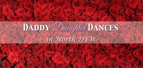 Daddy Daughter Dances DFW