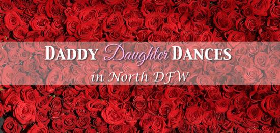 Daddy Daughter Dances DFW