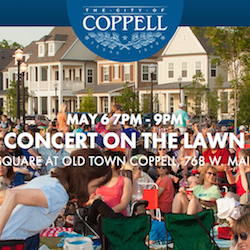 Concert in the Square Coppell @ Coppell Square at Oldtown | Coppell | Texas | United States