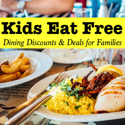 Kids Eat Free (or cheap!) all over Southwest Virginia! We've organized all the local restaurant kid's meal deals for you- so you just have to pick the food you're in the mood for! We covered restaurants from Roanoke, Lynchburg, Salem and New River Valley.