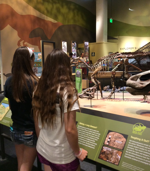 Perot Museum Dinosaurs 1