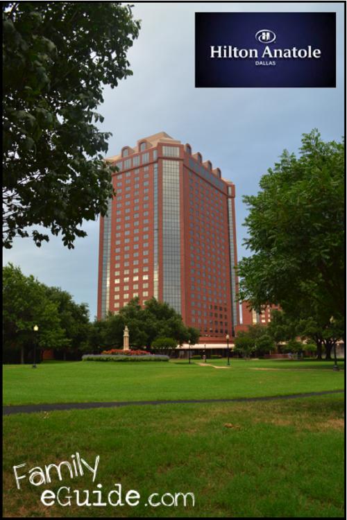 Hilton Anatole Dallas 8