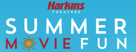 Summer Movies Harkins Banner