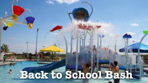 Back to School Bash @ Flower Mound CAC, Outdoor Waterpark