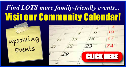 Community Calendar Banner