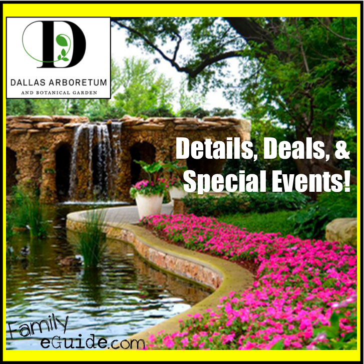 Dallas Arboretum Feature Image