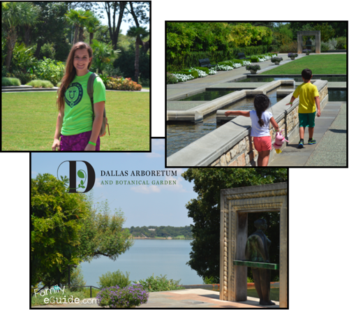 Dallas Arboretum Gardens 3