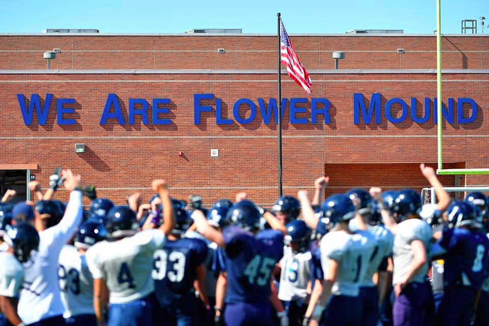 Flower Mound High School Football FMHS