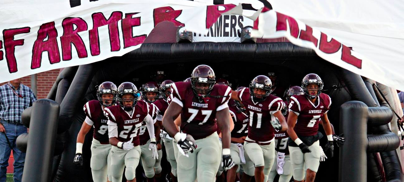Lewisville High School Football LHS