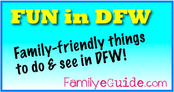 Fun in DFW Banner