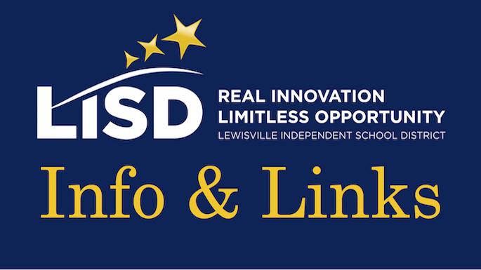 LISD Links Banner