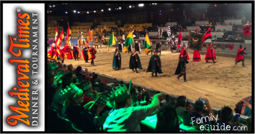Medieval Times Banner
