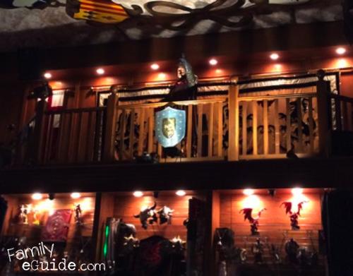 Medieval Times Lobby