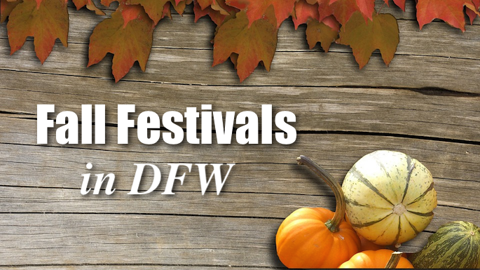 Fall Festivals DFW