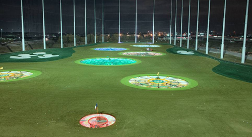 TopGolf Field