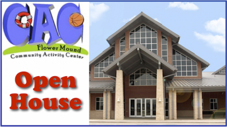 Flower Mound CAC Open House
