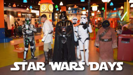 Star Wars Event at Legoland