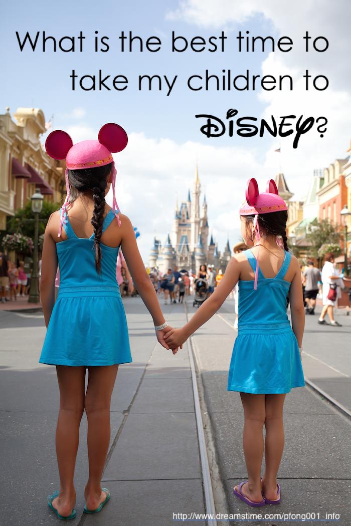 Best Age to Visit Disney