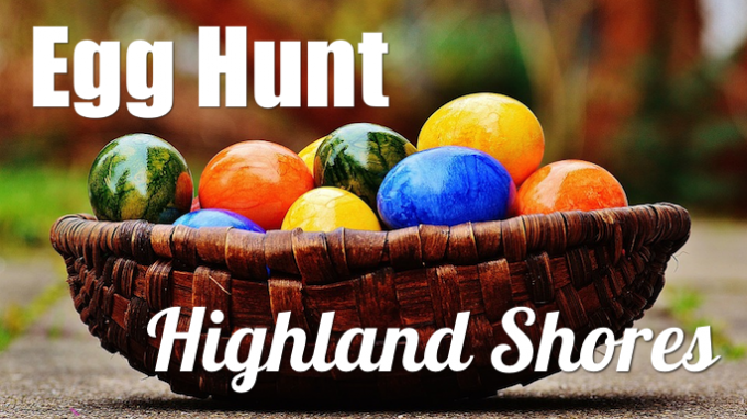 Easter Event Highland Shores
