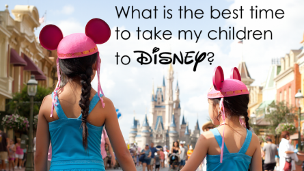 Best Age to Visit Disney