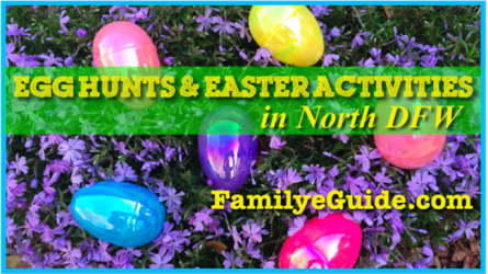 Easter Egg Hunts and Activities North DFW