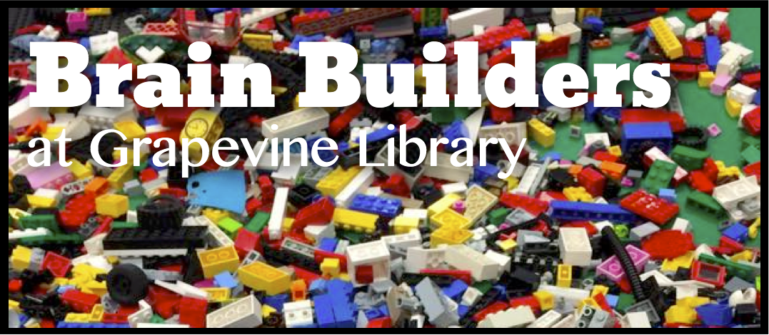 Brain Builders Grapevine Library @ Grapevine Library | Grapevine | Texas | United States
