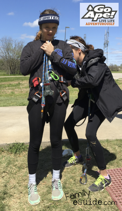 GoApe Harness