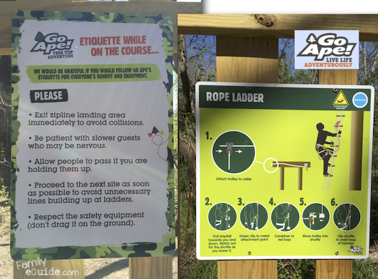 GoApe Signs