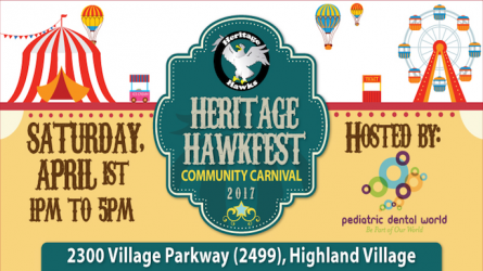 HawkFest in Highland Village