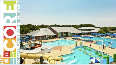 Coppell Pool Aquatic Center
