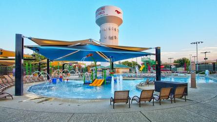 Grapevine Pools Dove Waterpark