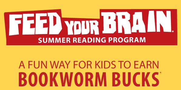Summer Reading Program at Half Price Books