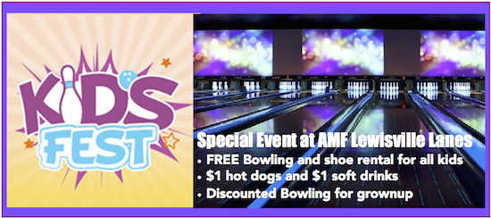 Special Event AMF Lewisville Lanes