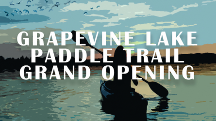 Grapevine Lake Paddle Trail