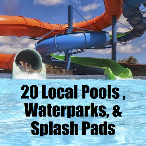 Pools and Water Parks 500