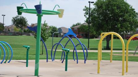 Roanoke Splash Parks