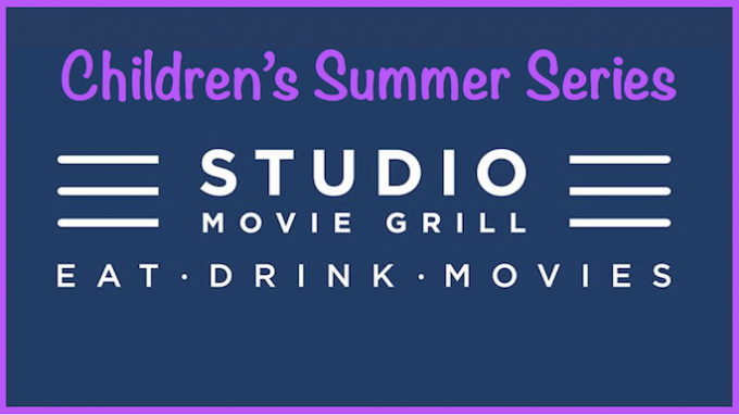 Summer Movies at Studio Movie Grill @ Studio Movie Grill