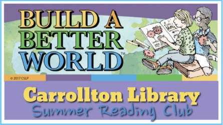 Carrollton Summer Reading Club
