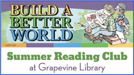 Grapevine Summer Reading Club