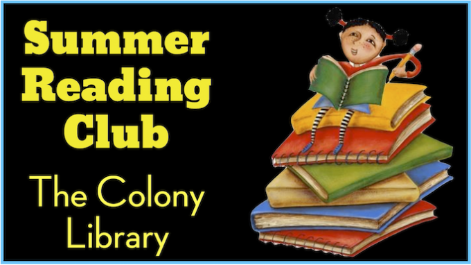 Summer Fun at The Colony Library @ The Colony Library
