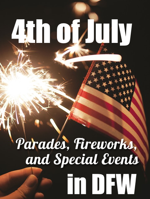 North DFW 4th of July Events