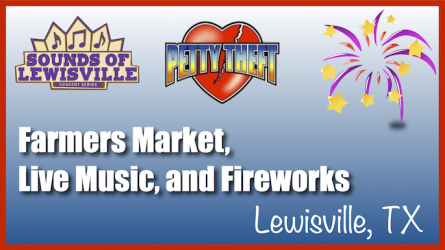 Lewisville 4th of July Activities